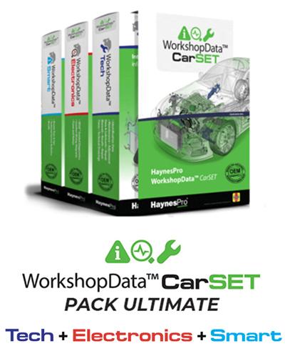 Pack Ultimate - Haynes Pro